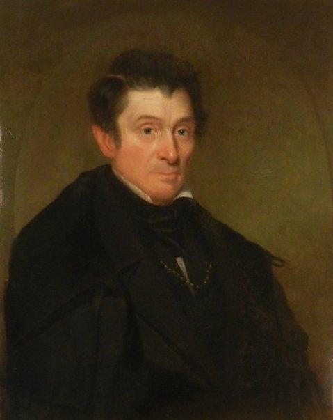 Rembrandt Peale (1778-1860) Andrew Jackson Portrait