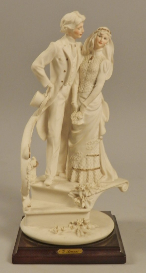 G. Armani, Signed Italian Sculpture