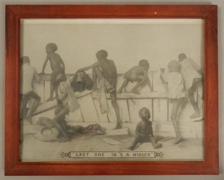 Early 20th Century Black Memorabilia