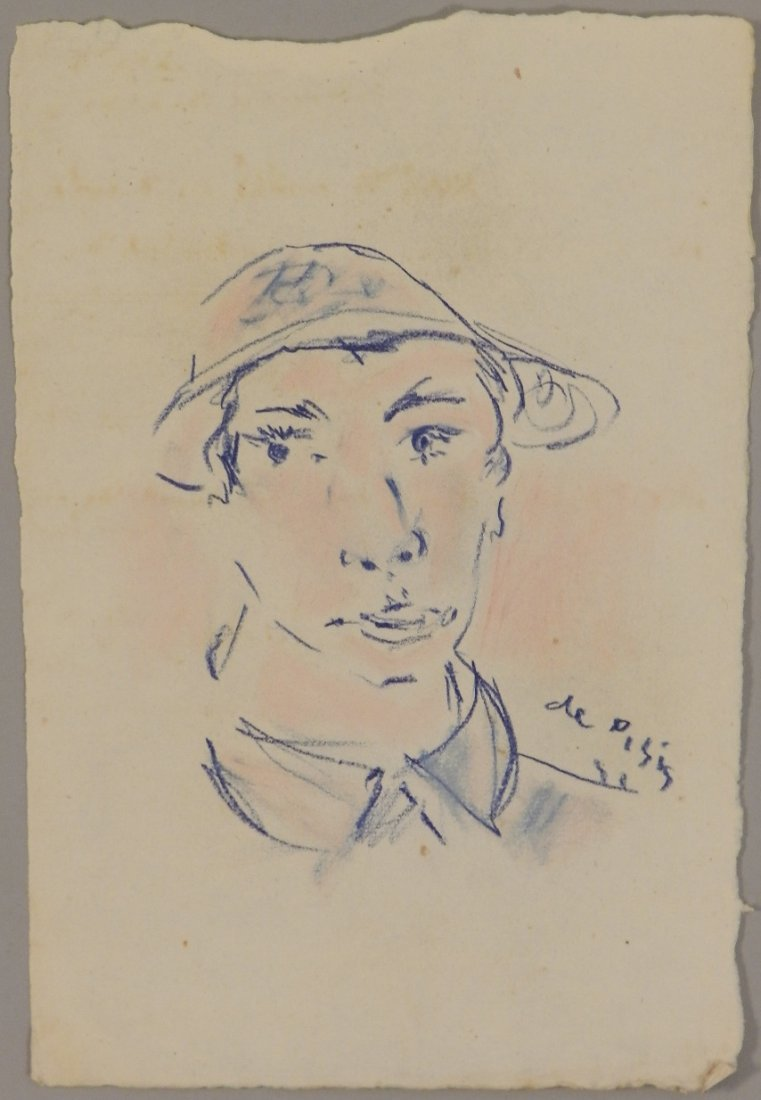 Filippo De Pisis (Italian, 1896-1956)