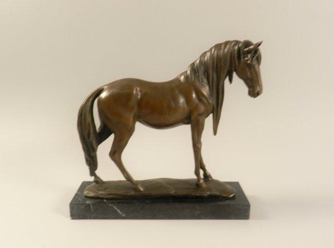 P.J. Mene, Bronze horse (After)
