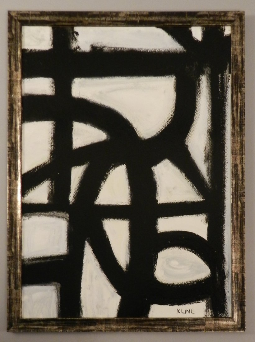 Franz Kline (American, 1910–1962)