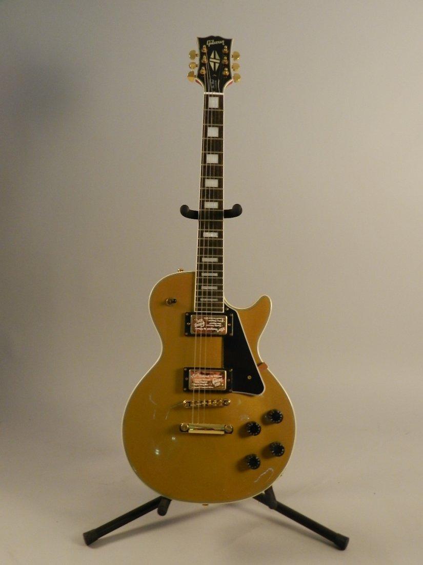 Gibson Style Les Paul Custom Guitar