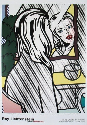 Roy Lichtenstein ( 1923-1997)