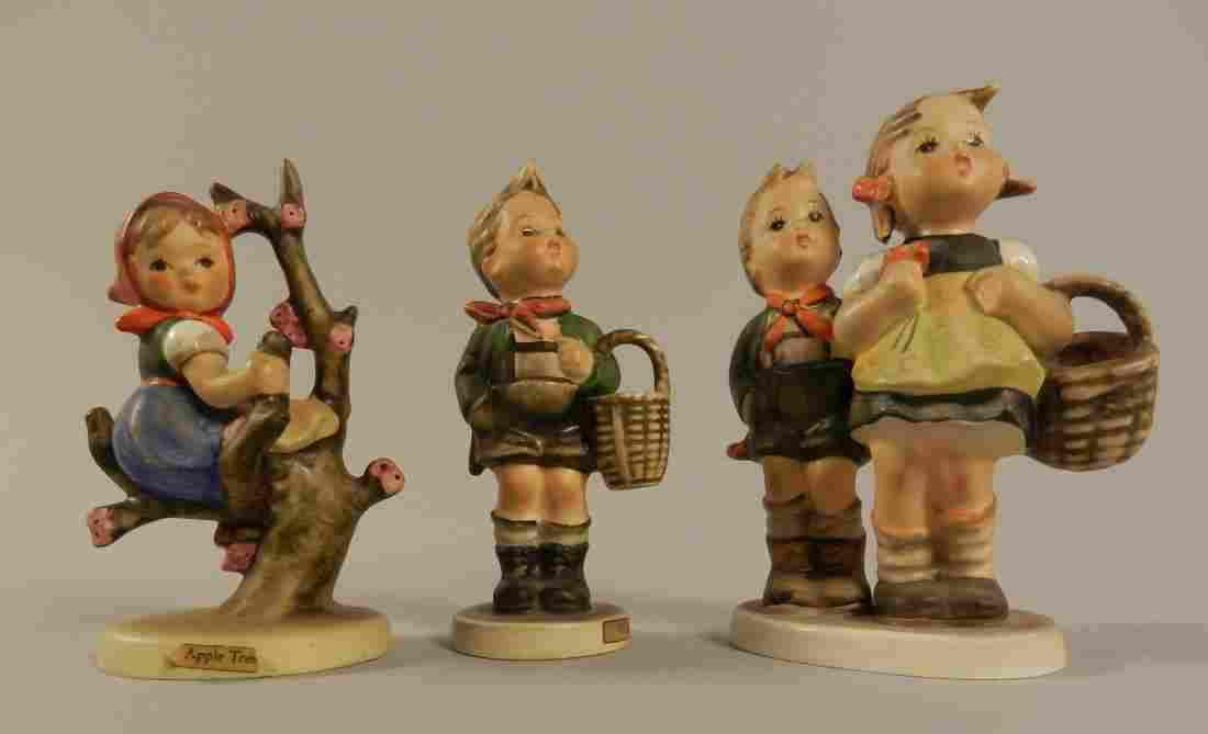 Lot of 3 Vintage Hummel Figurines