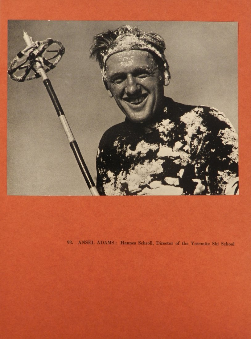 Ansel Adams Image: Hannes Schroll