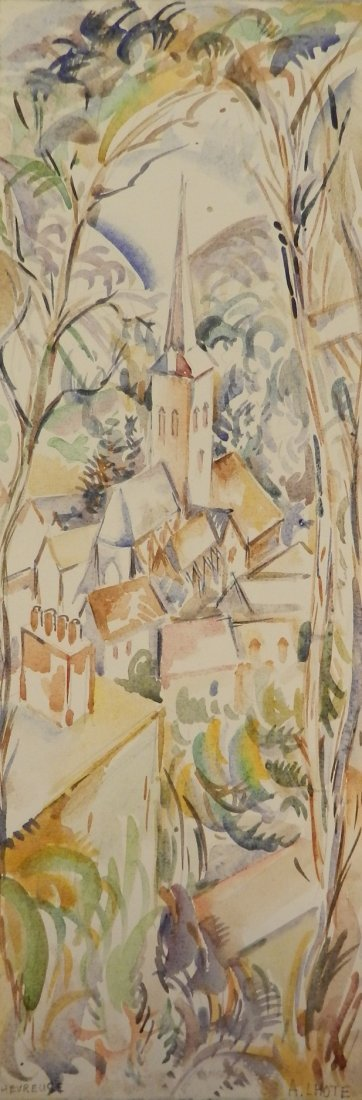 Andre Lhote (French, 1885-1962)