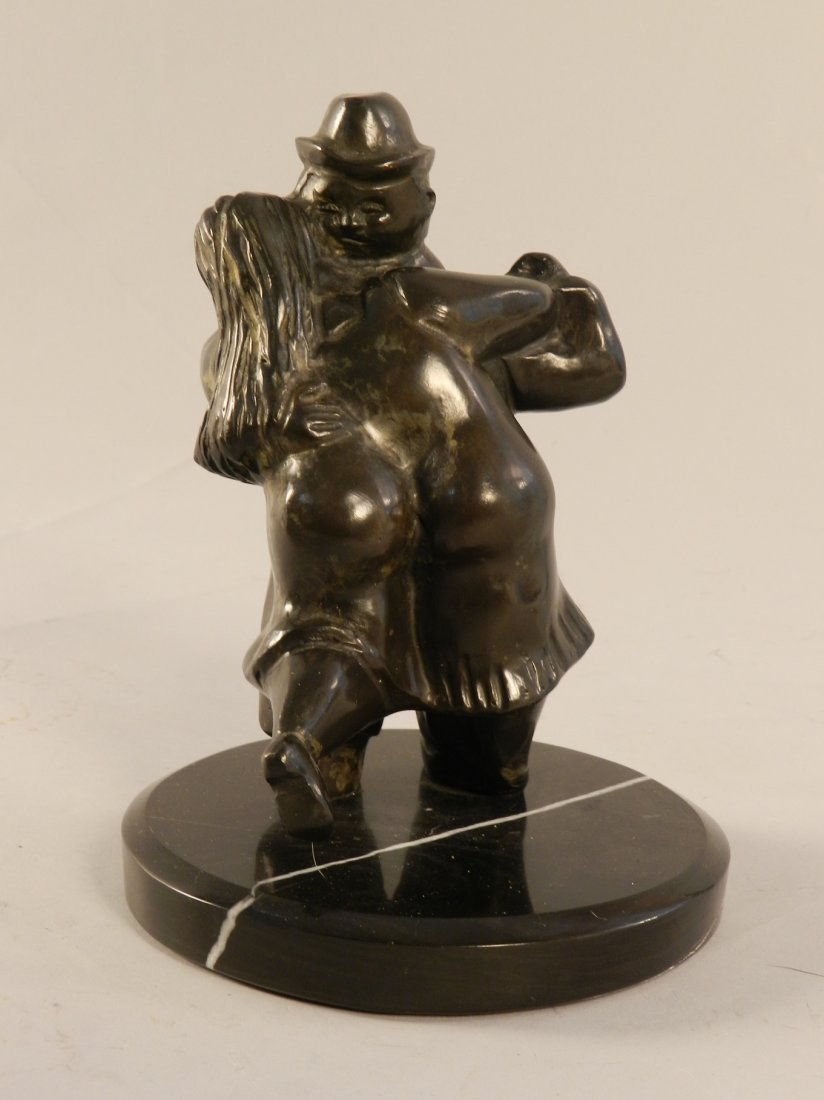 Fernando Botero Bronze Sculpture AFTER