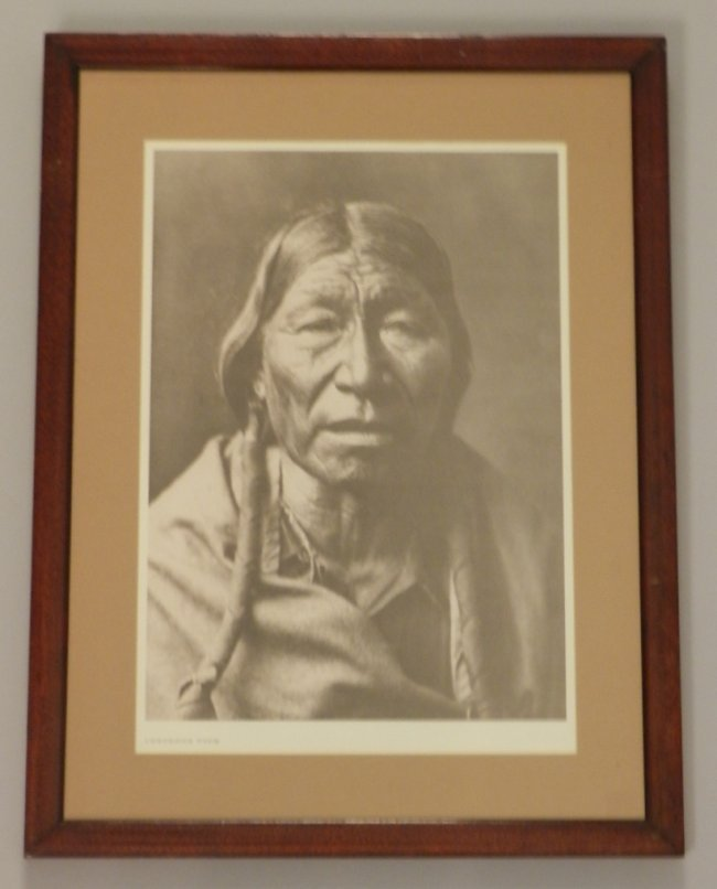 Edward Sheriff Curtis (American,1868-1952) Photogravure