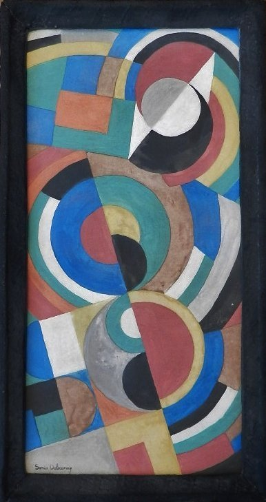 Sonia Delaunay (1885-1979)Manner of