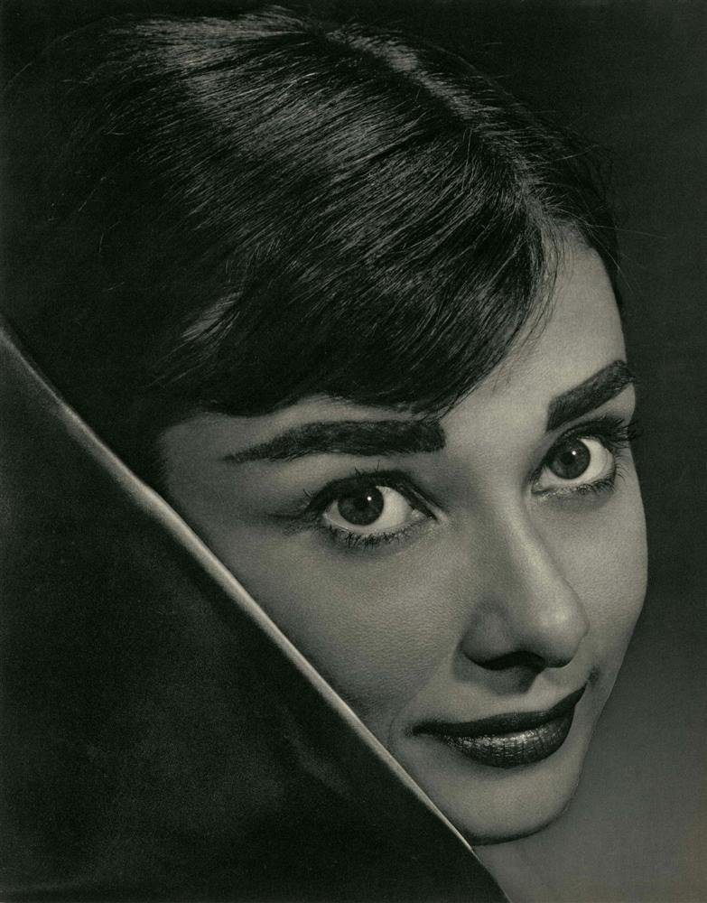 Original Audrey Hepburn Photogravure By Yousuf Karsh