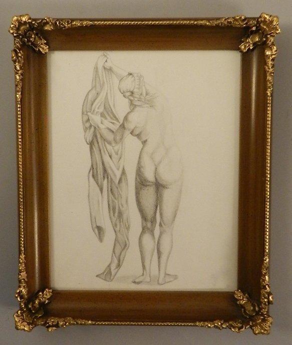 Giovanni Battista 18th C, Drawing