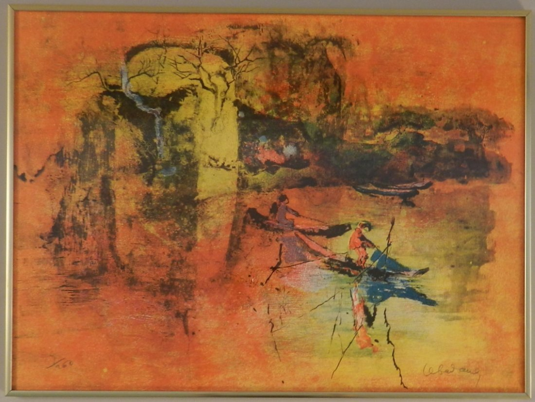 Lebadang Hand Signed & Numbered Lithograph