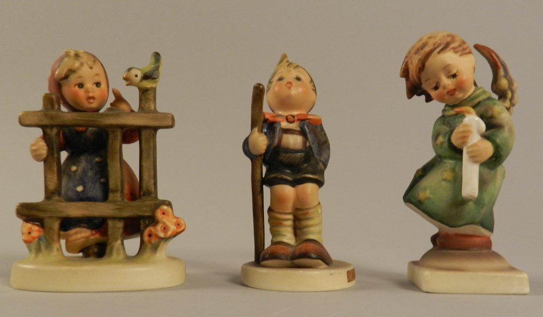 Lot of 3 Vintage Hummel Figurines