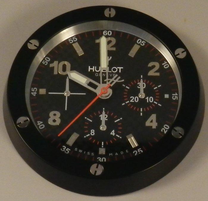 Hublot Watch Dealer Wall Clock - 2