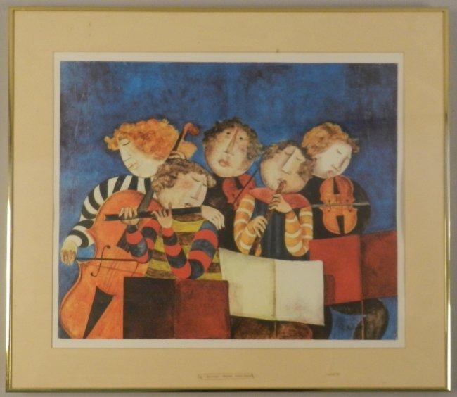 Graciela Rodo Boulanger Original Poster