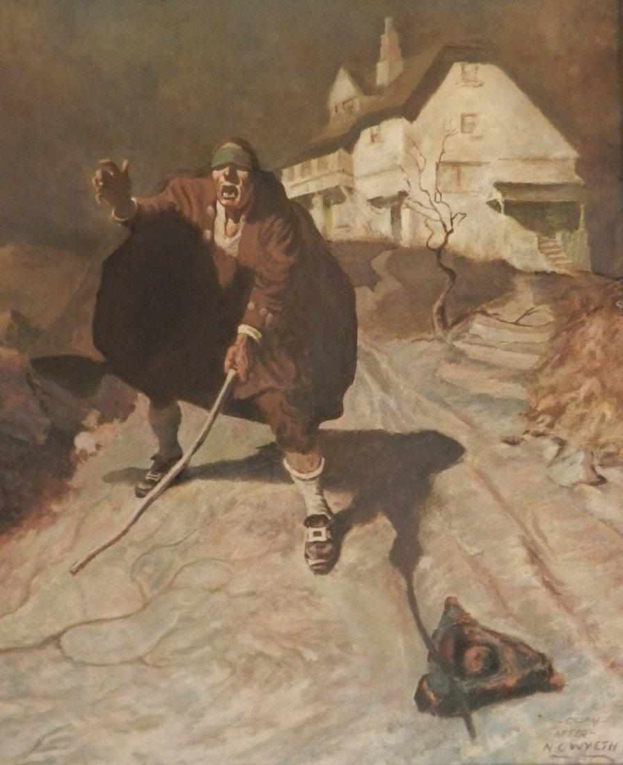 N.C. Wyeth (American, 1882-1945).