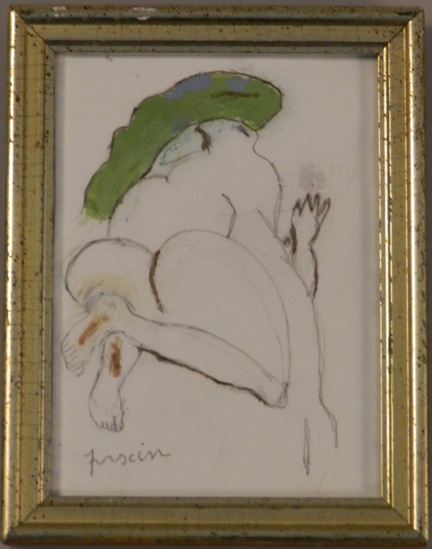Jules Pascin (French, 1885-1930)