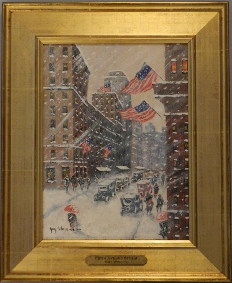 Guy Carleton Wiggins (American, 1883-1962)