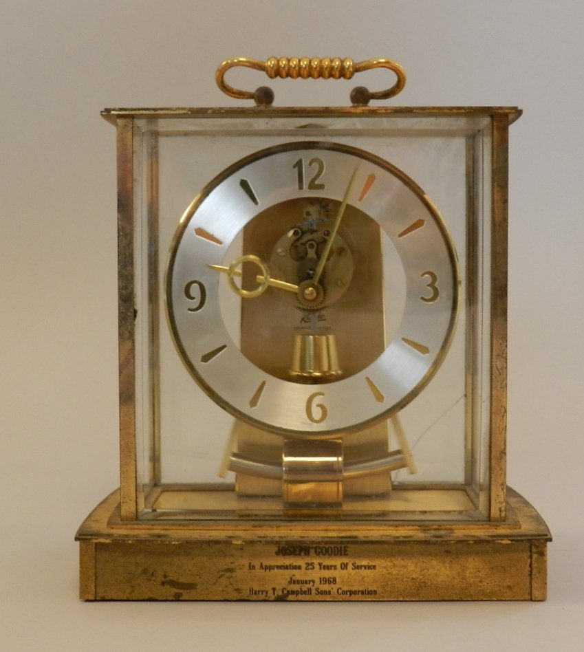 Kundo Mantle Clock
