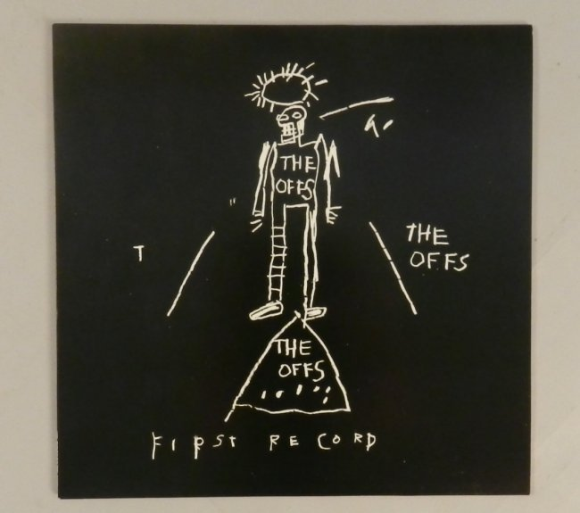 Jean-Michel Basquiat (1960-1988) The Offs