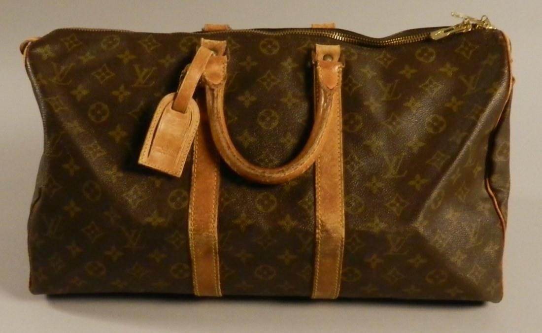 Louis Vuitton Keepall 45 Bag
