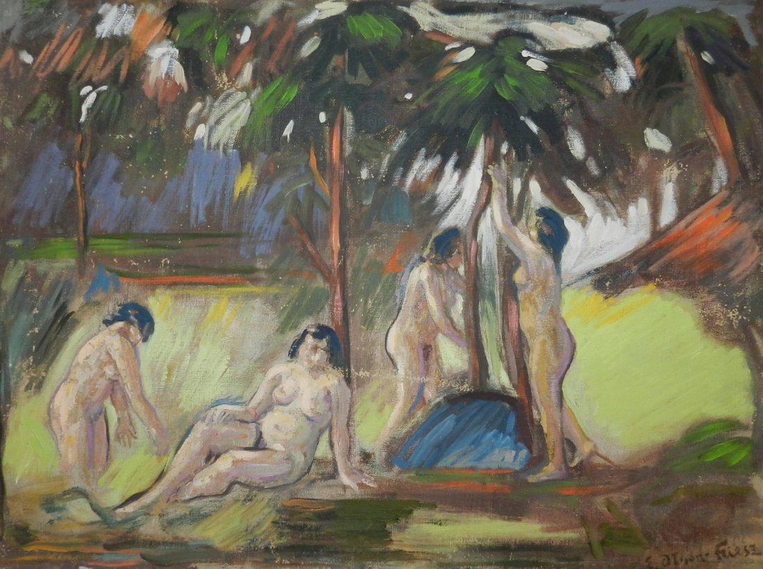 Emile Othon Friesz (French 1879 - 1949)