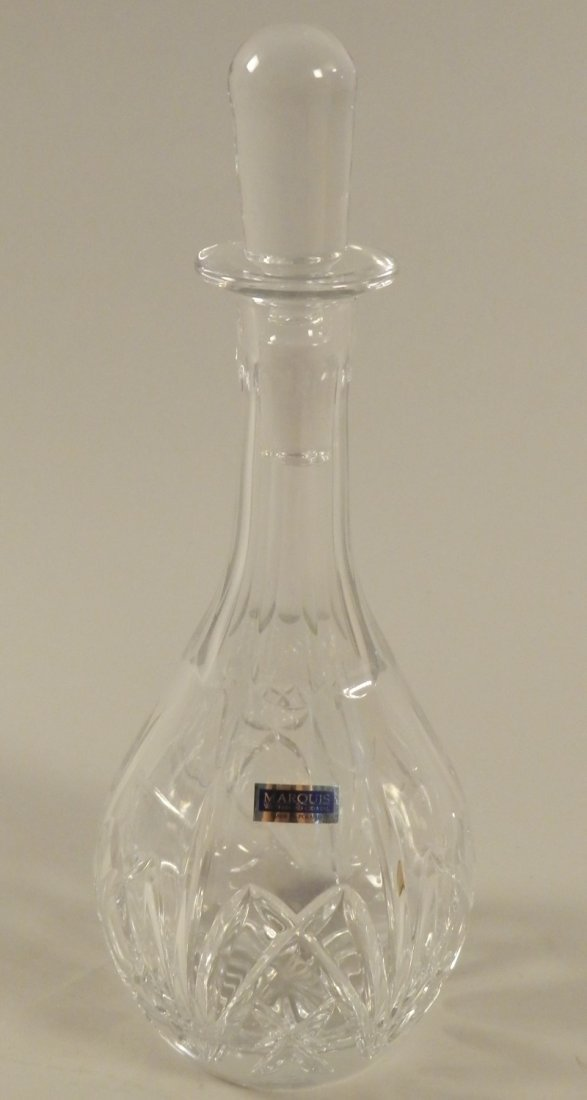 Waterford Marquis Crystal Decanter