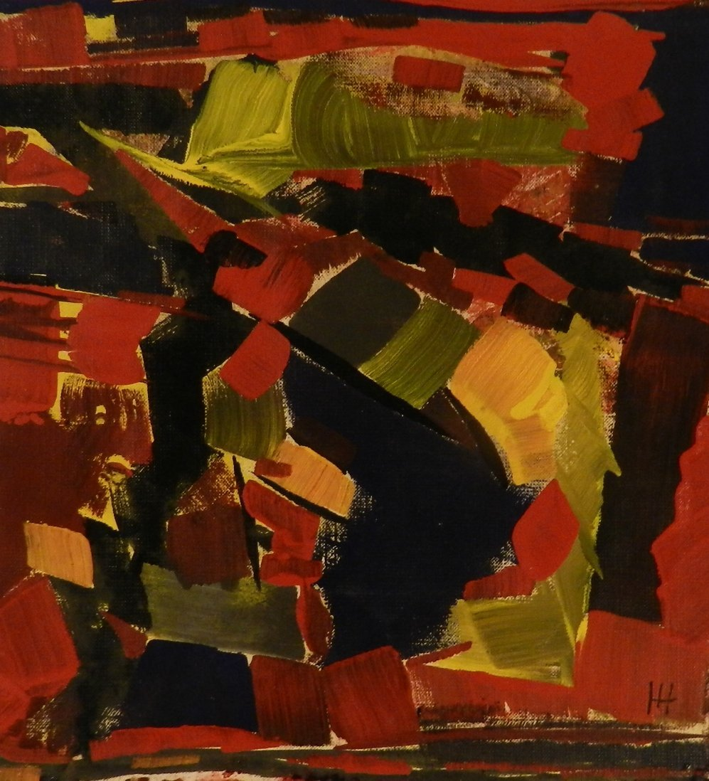 Hans Hofmann (German/American, 1880-1966)
