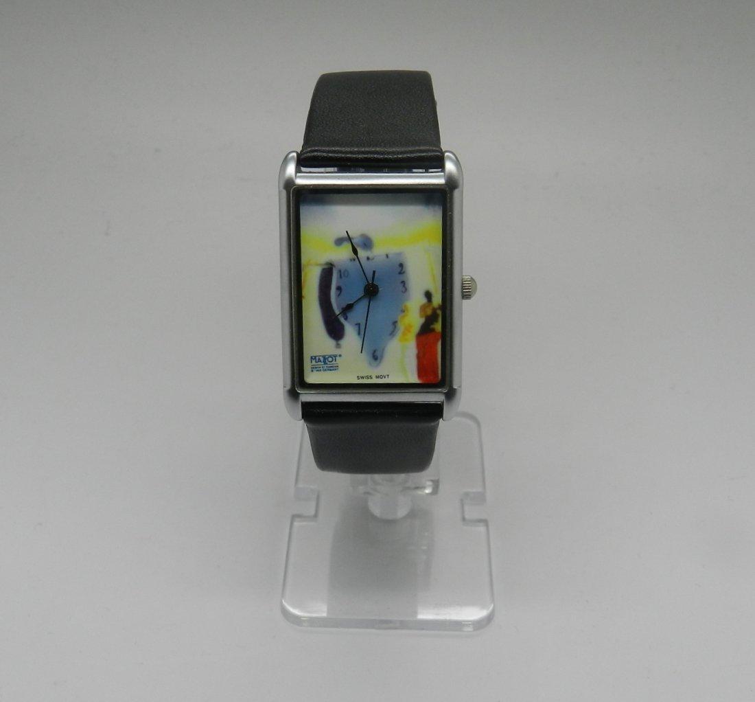 Salvador Dali Melting Clock Men's Watch