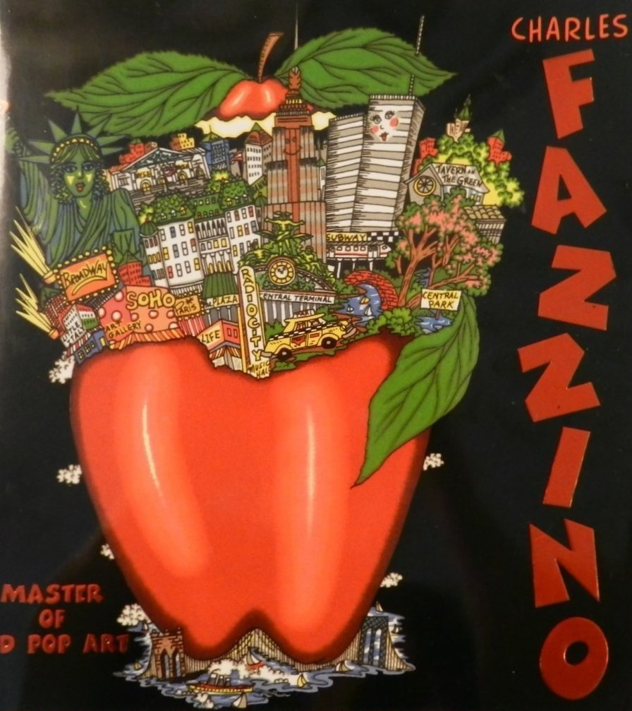 Charles Fazzino - Master of 3D Artwork Hand Signed