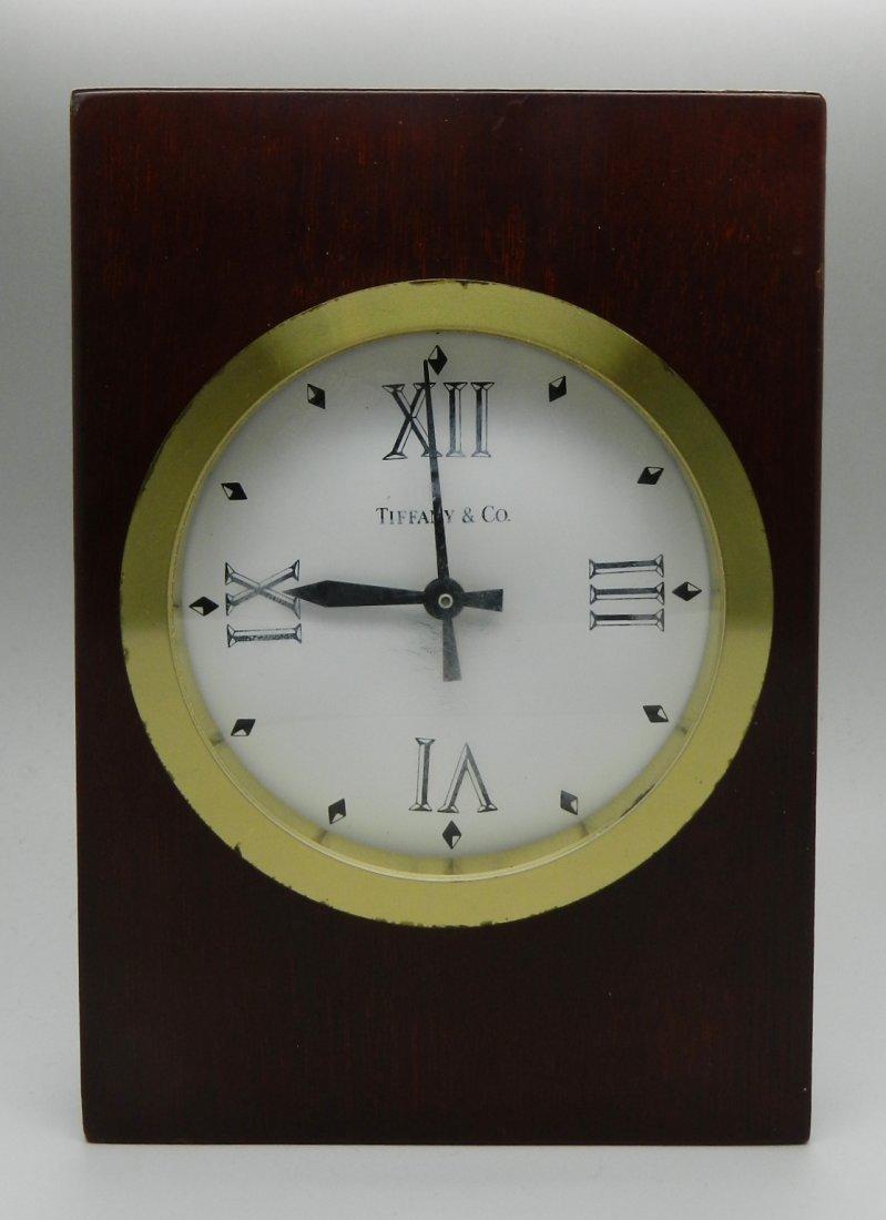 Tiffany & Co Mantle Clock