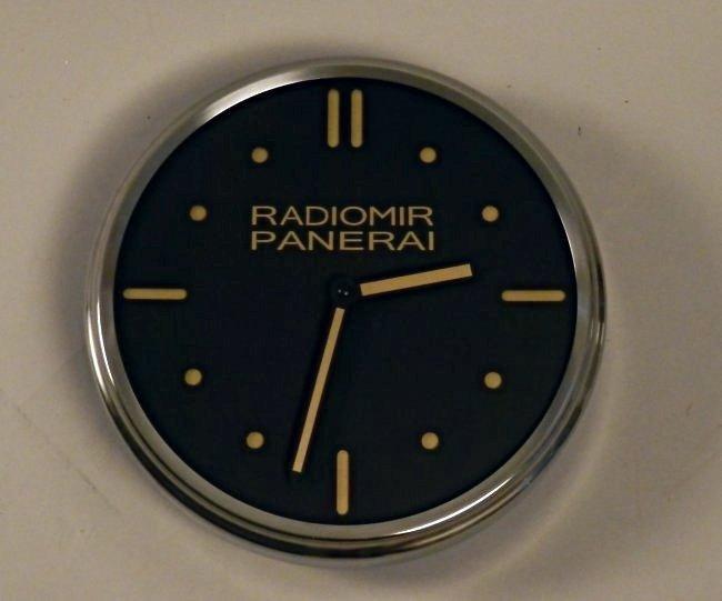 Radiomir Panerai  Dealer Wall Clock