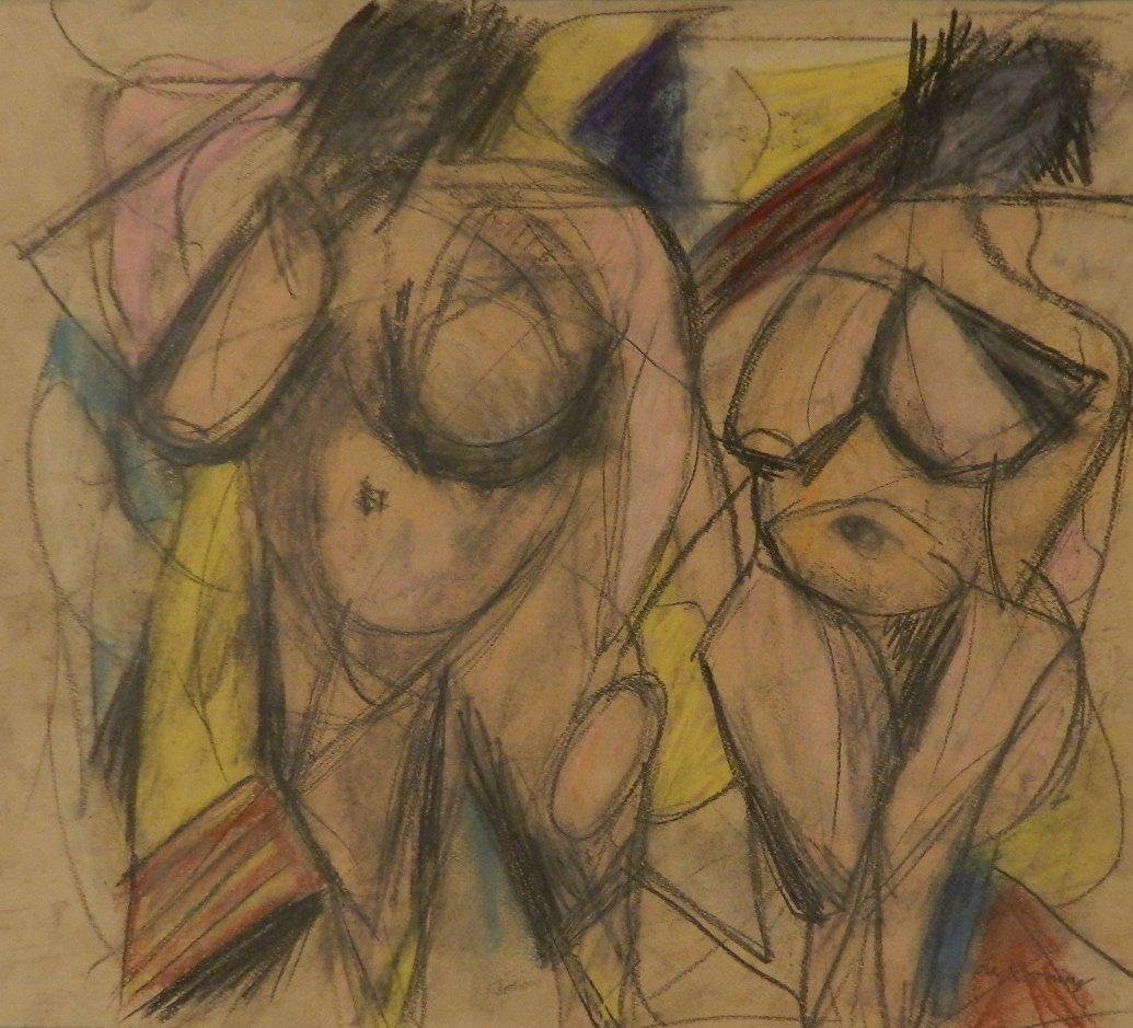 Willem de Kooning (American, 1904-1997)