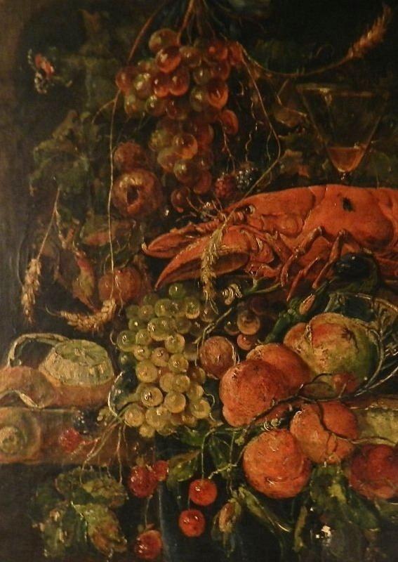 Important Circle of Cornelis de Heem Still Life