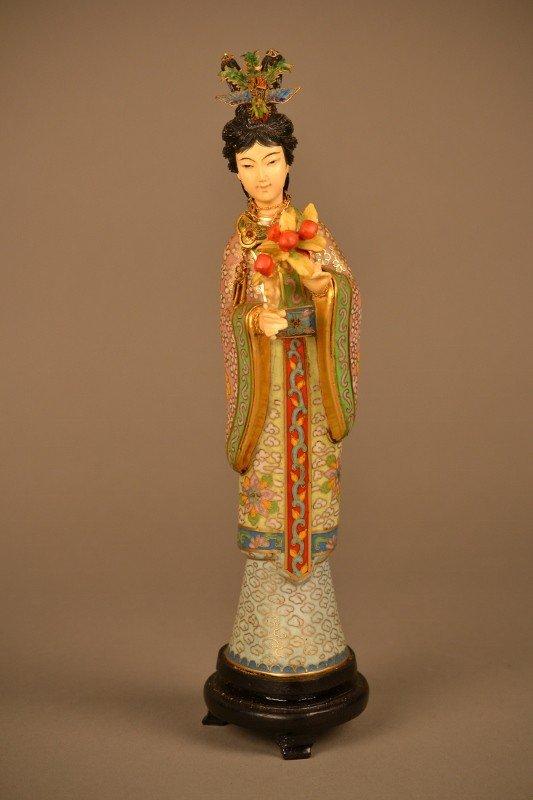 95: Cloisonne Lady (S)