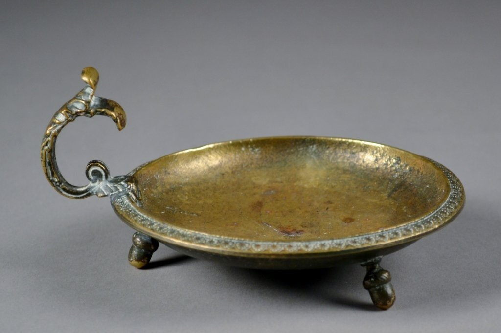 6: Antique Italian Bronze Dish