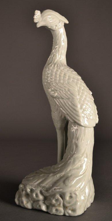 7: Blanc de Chine Phoenix