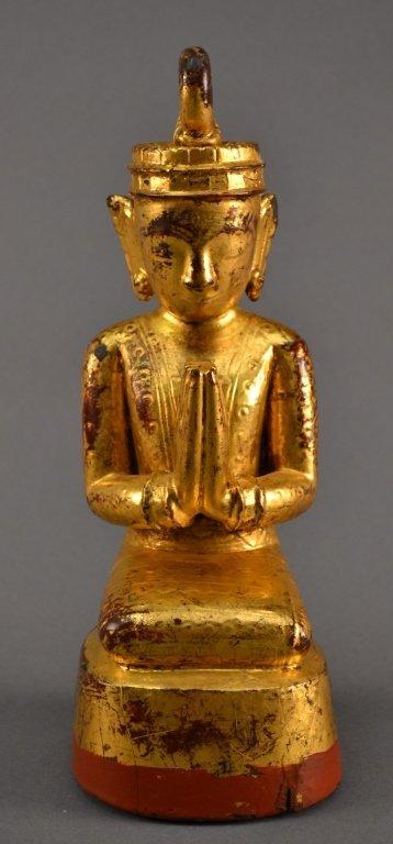 Thai Seated Buddha