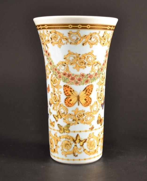 Rosenthal Versace Butterfly Vase Rosenthal Versace Butt