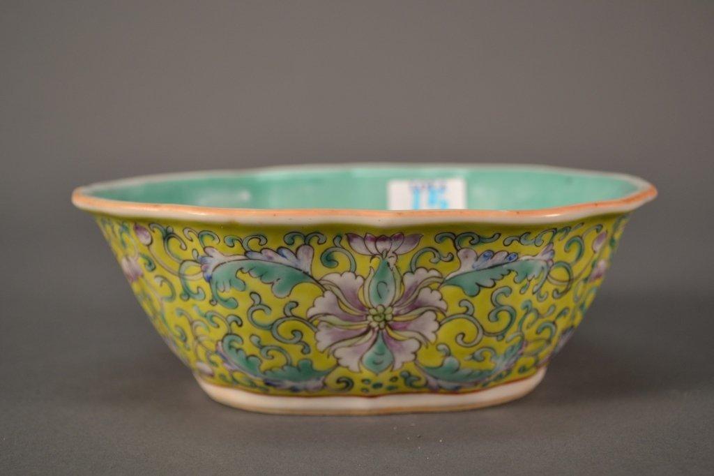 "Chinese Bowl size: 6.5"" X 5"""