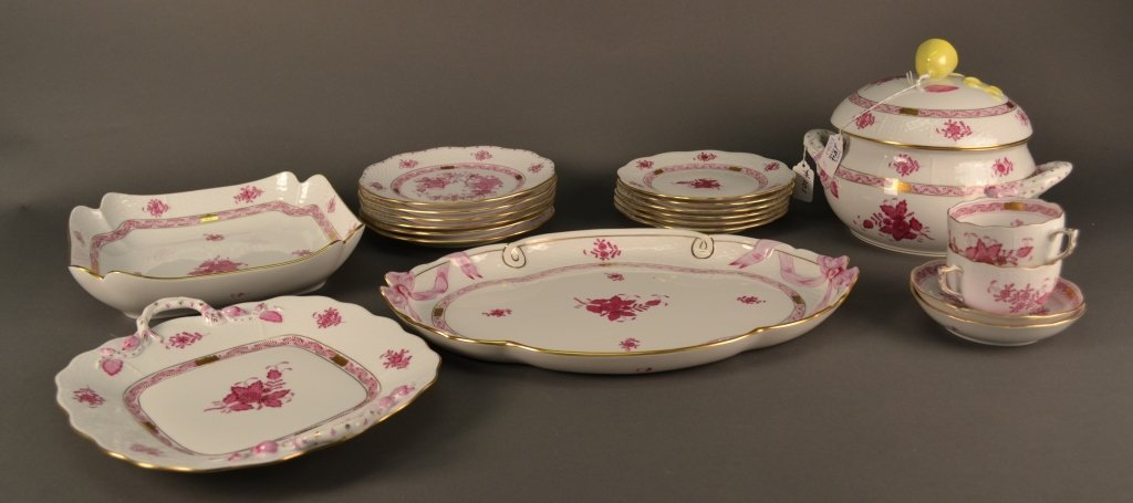 Set of Herend Items