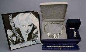 Film Star Mae West Estate Jewelry