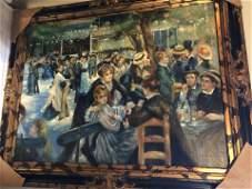 """A. Michel after Renoir's """"Le Moulin de la Galette"""""""