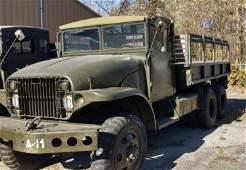 1952 GMC  M211 Troop Carrier