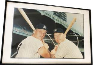 Mickey Mantle and Roger Maris Batting Position