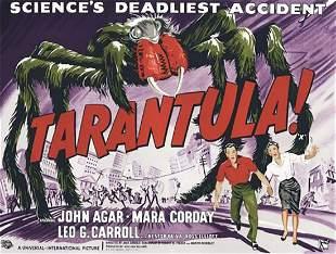 Tarantula Hollywood Poster