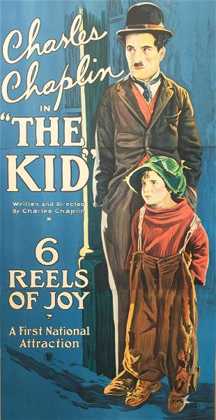 The Kid Hollywood Poster