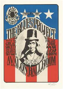Blues Project - Printer's Proofs