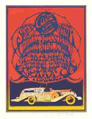 Cosmic Car Show
